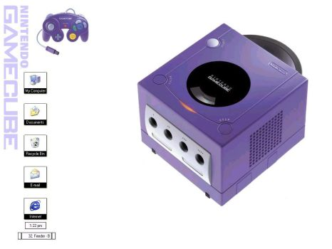 Gamecube by xylonuk