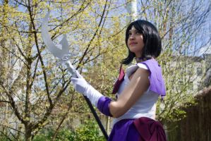 Sailor Saturn by nwcosplay