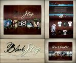 BlackStrap Product Catalog by DesignPhilled