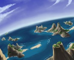 Another island by putridCheese