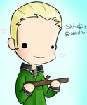 Shticky friend by IZfan4life
