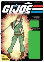 Lady Jaye Card by Inspector97