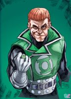 052420141 guy gardner by guinnessyde-d7k1e99 Color by FlatsNColors