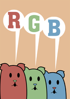 RGBears. by Tokyo-Explosion
