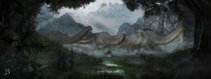 VALLEY by jamesdesign1