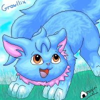 Growllix Playing by Sharulia