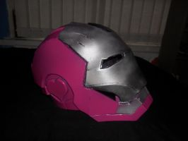 female iron man helmet by firebapx