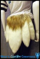 Barn Owl Tail by WestWindHowling