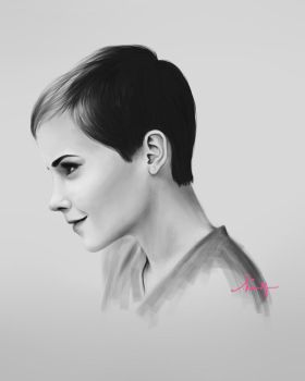 Emma by kimpertinent