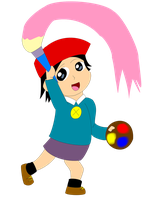 Adeleine -collab- by Kirby-4-ever
