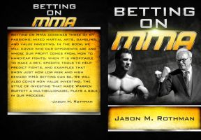 Book Cover for Betting on MMA by O-five