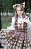 chocolate Lolita by Sisters-Tamagochi