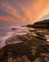 Rhode Island Sunset 1 by Brettc