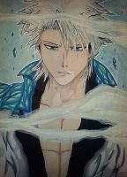 Toshiro Hitsugaya Adult Form by shiro1850