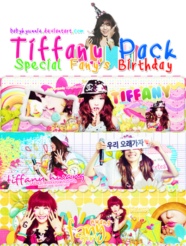 Tiffany Pack [PSD UPLOADED] by BabyHyunnie