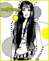 Rock and Candy by womanwithagun