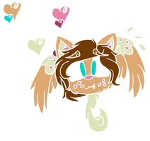 Hearts and Sweets (Sticker Gift) by Selena12-CP