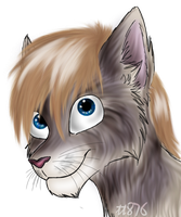 Profile...thing...with magical fur by TangledTabby876