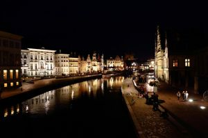 A Night in Gent by Destroth