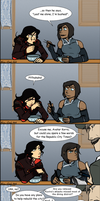 ~KORRASAMI~ Date Night by RegentShaw