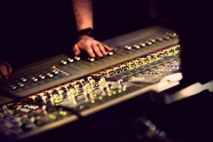 Mixer Control by andreawan