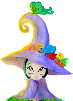 Little Witch by superaura