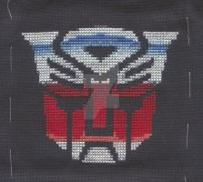 Autobot Trivet - Unblocked by crafty-manx