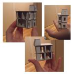 Teeny Tiny Dollhouse: Townsend Towers Prototype by kayanah