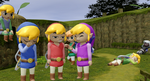 the Misadventures of Four Links - EP 1 by DeathBoneDragon666