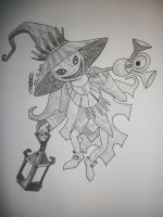 Skull Kid ^^ by TsurakiMichaelis