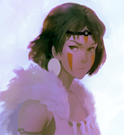 Princess Mononoke by NE0SHIN