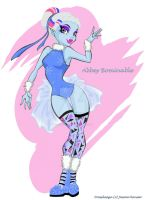 Dance Class Abbey by Sanguines-Rose