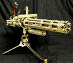 OL' PAINLESS MINIGUN by ShaneMartinDesigns