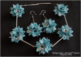 Organic Jewelry Set by MaGeXP