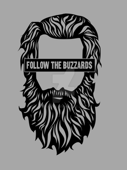 Follow the Buzzards - Luke Harper by buckyj