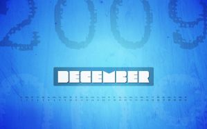 december 2009 blue callender by krishsajid