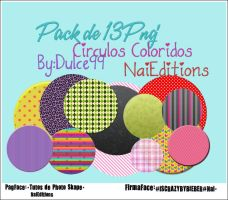 Pack Png Circulos by Dulce99