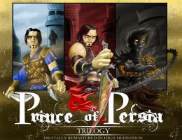 Prince of Persia Trilogy. by fatboy210
