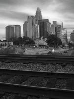 From the Wrong Side of the Tracks by jwebbermedia