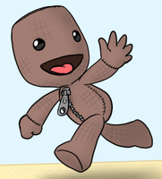 Sackboy by pocket-arsenal