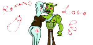 Day  12 - making out by Shrek4ever69