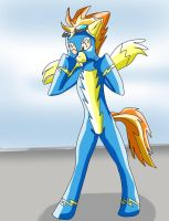Living suit of Spitfire 2 by Jonesycat79
