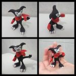 Impmon model by metalparts