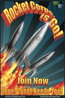 Rocket Corps is Go by nemesisenforcer