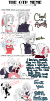 CloudxAerith OTP Meme by PianoxLullaby