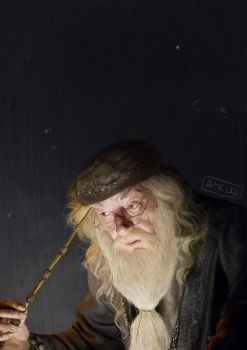 500 points to Dumbledore by Amelia-Wilde