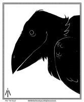 The Crow by agoliversen