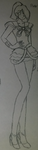Pearl Butterfly Senshi (1USD or 100Points) by Yukina-Snowbunny