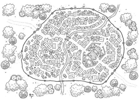 Osuam - #Mapvember-Day-30 by Kosmic-Dungeon