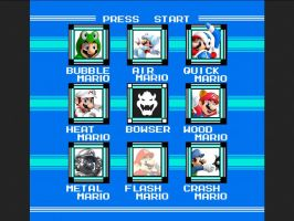Mario Power Ups MM2 boss select by LightDemonCodeH